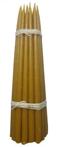 Свечи  №4 Т вес 630 гр второй сорт