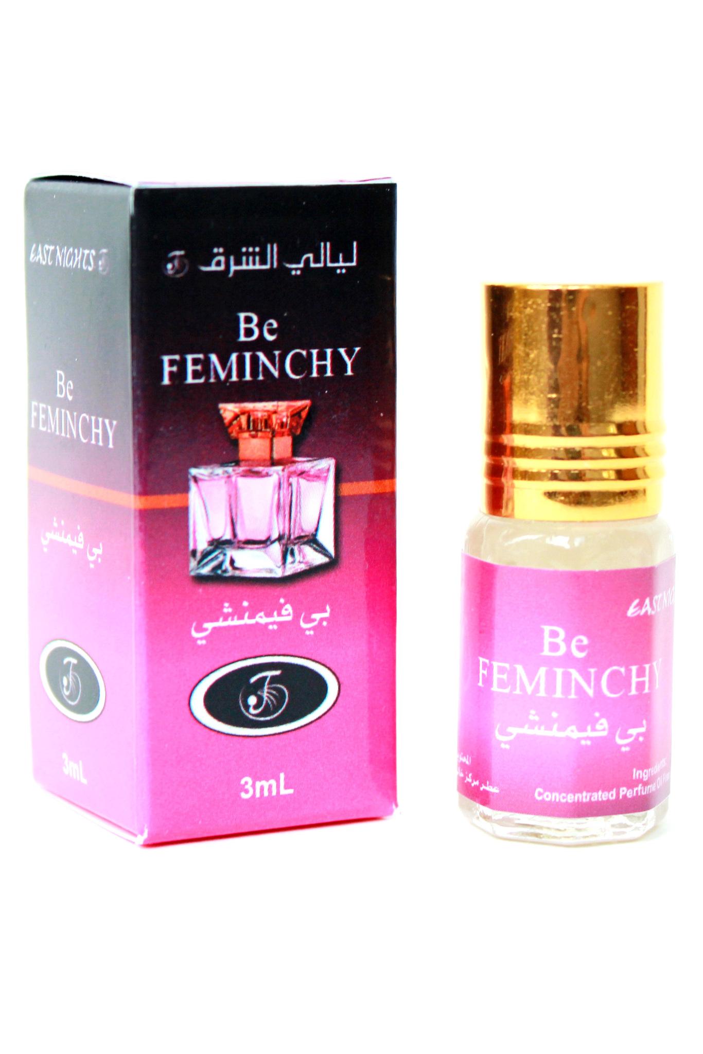 Be feminchy натуральные масляные духи «Султанша моего сердца» 3 мл