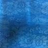 Кружево эластичное, 18см, цвет-бирюза
