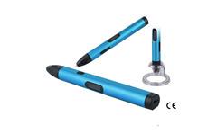 Теплая 3Д ручка Fan Pen X4 (03A) пятого поколения (80')