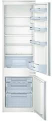 Холодильник встраиваемый с морозильником Bosch Serie | 4 KIV38X22RU фото