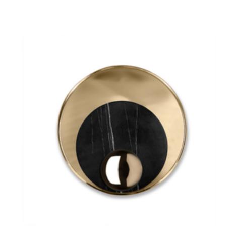 Настенный светильник копия Metamorphosis by  Boca Do Lobo ( черный )