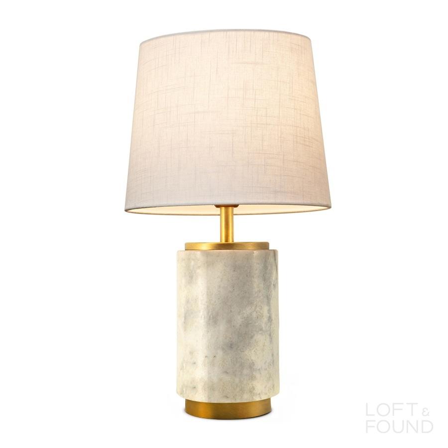 Настольная лампа Marble Eichholtz style