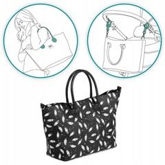 Сумка для мамы Kinderkraft Mommy Bag Black