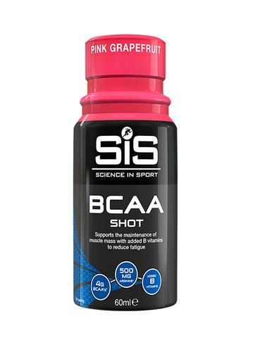 SIS BCAA шот 60 мл, вкус Розовый Грейпфрут