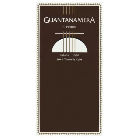 Сигары Guantanamero Puritos