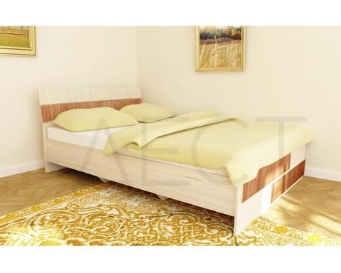 Кровать ТИРОЛЬ 2000-1600 /2152*826*1654/
