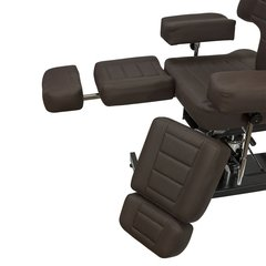 Кресло для тату салона Таурус цвет кофейный