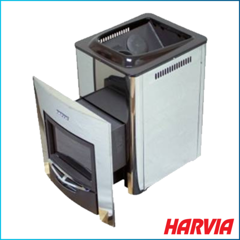 Дровяная печь для бани Harvia 36 Duo