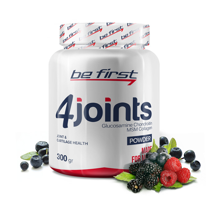 Be First 4joints powder 300 гр