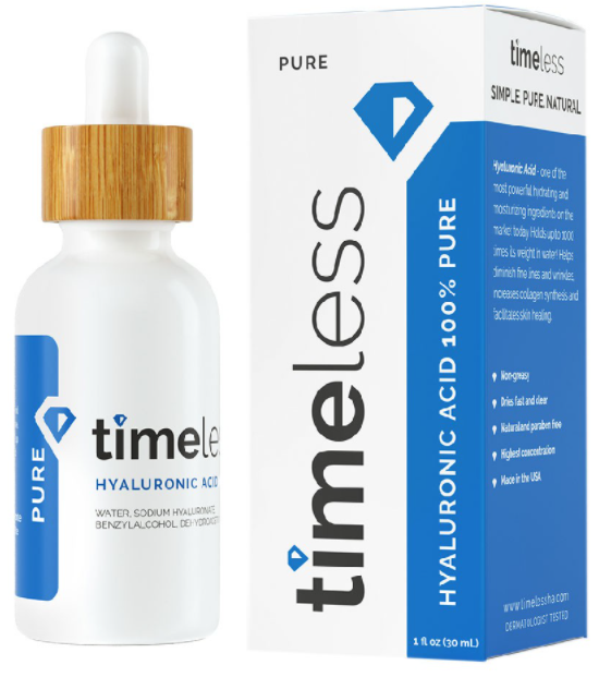 Timeless Skin Care Hyaluronic Acid Pure сыворотка для лица 30мл