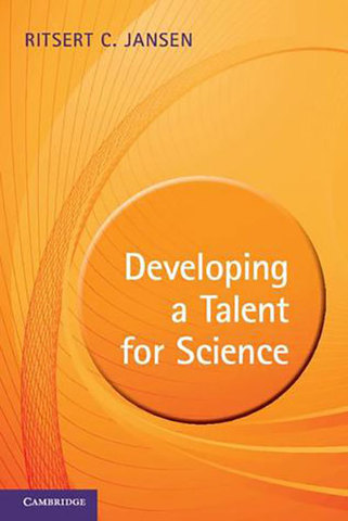 9780521149617 - Developing a Talent for Science