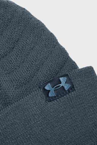 Мужская синяя шапка Men's Perpetual Beanie Under Armour