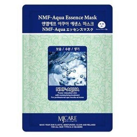 Увлажняющая маска для лица с натуральным увлажняющим фактором MJ Care NMF-Aqua Essence Mask