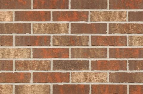 King Klinker - Bastille wall (HF16), Old Castle, 240x71x10, NF - Клинкерная плитка для фасада и внутренней отделки