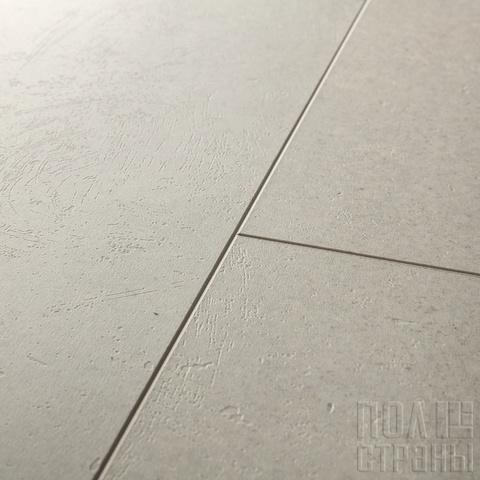 ПВХ-плитка Quick-Step QS LIVYN Ambient Click AMCL 40137 Минеральная крошка песочная