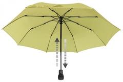 Зонт Light Trek Green механический складной зеленый