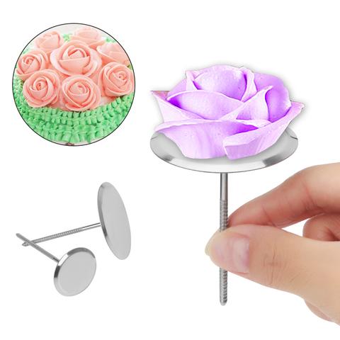 Гвоздь для цветов 3,3 см, металл