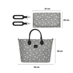 Сумка для мамы Kinderkraft Mommy Bag Black