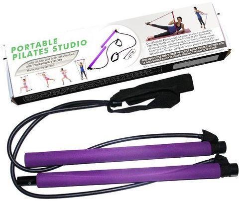 Pilates trenajoru \ Пилатес тренажер \ Pilatestoll purple