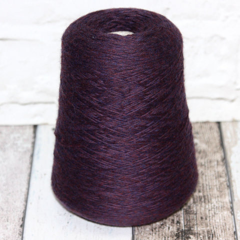 Меринос 375 PECCI FILATI GRANITO фиолетовый меланж