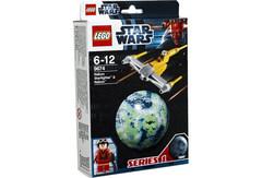Lego Звездные войны Истребитель Набу и планета Набу (9674)