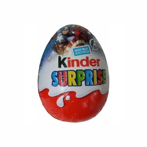 Яйцо шоколадное KINDER с игрушкой Cars Т36 ИТАЛИЯ
