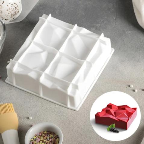 Форма для мусовых тортов