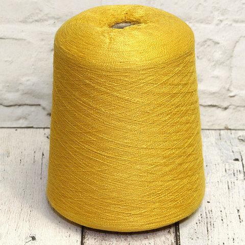 Лен с вискозой ALPES ETERNITY 3000 желтый