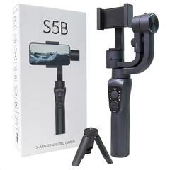 Стедикам-стабилизатор-монопод для смартфона 3х осевой S5B Handheld Gimbal 3-Axis черный