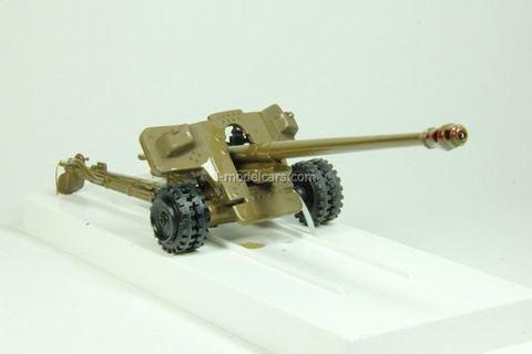 BS-3 antitank 100mm gun LOMO-AVM 1:43