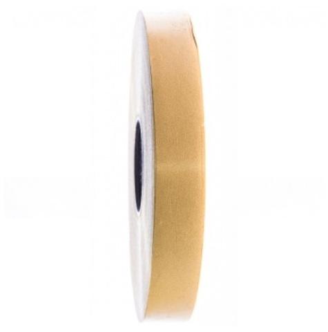 Лента полипропиленовая (размер: 19 мм 100 м), цвет: золотой
