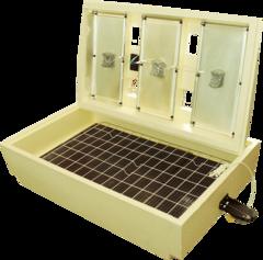 Инкубатор Золушка 98 яиц автоматический