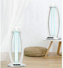 Кварцевая бактерицидная лампа на подставке безозоновая, 38 Вт