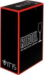 Набор из 2-х бокалов для шампанского Riedel Champagne Glass, Vitis, 320 мл, фото 3