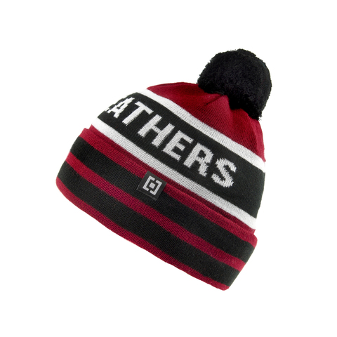 Шапка Horsefeathers LEILA BEANIE (red)