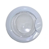 Люк в сборе (стекло люка в сборе с обрамлением) для стиральной машины Indesit (Индезит) 115842, с 096860, 114892, 132139