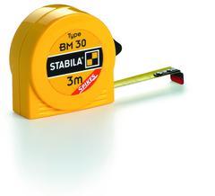 Карманная рулетка Stabila тип BM30 3 метра (арт. 16450)