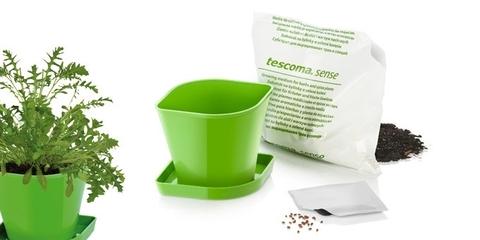 Набор для выращивания пряных растений Tescoma SENSE, руккола