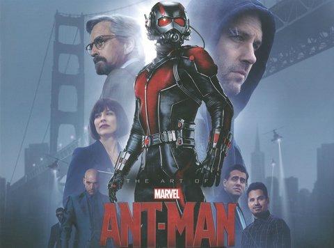 The Art of Ant-Man (Б/У)