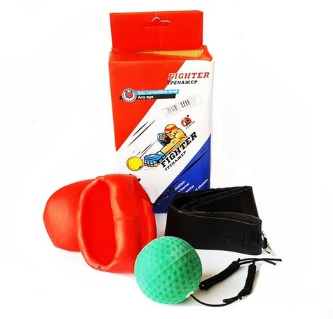 Тренажер Fight ball (Боевой мяч)