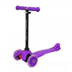 Самокат мини фиолетовый City-Ride CR-S4-01VL