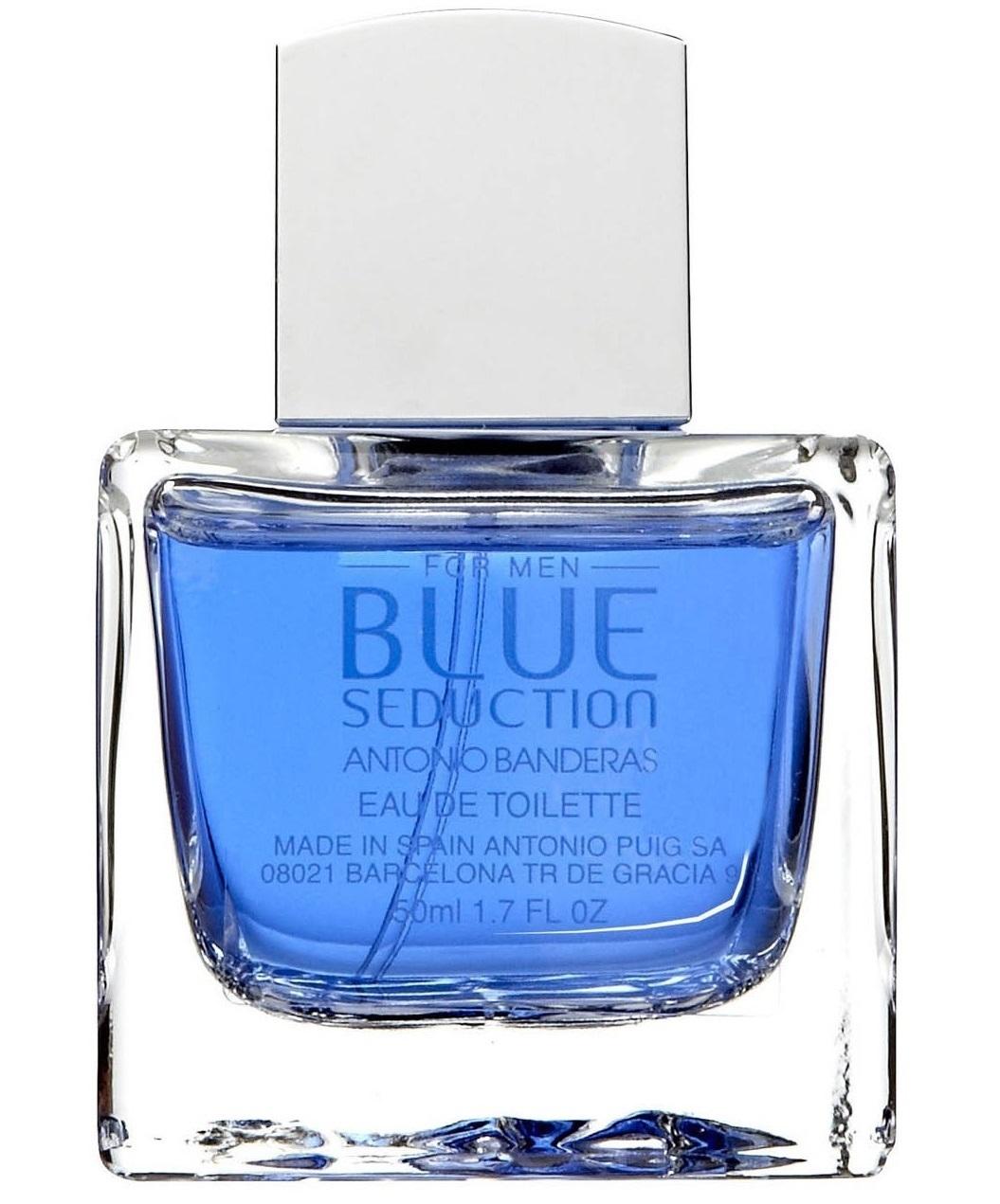 Antonio Banderas Blue Seduction for Man EDT