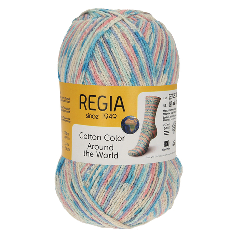 Regia Cotton Color Around The World 2415