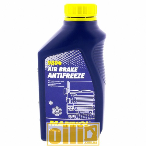 9894 Mannol AIR BRAKE ANTIFREEZE 0,5л