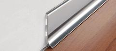 Стальной плинтус Progress Profiles BTAC 40*2000 мм полированная нержавеющая сталь