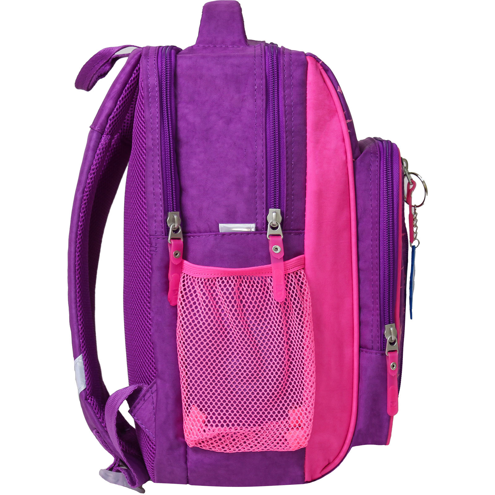 Рюкзак школьный Bagland Школьник 8 л. фиолетовый 387 (0012870)