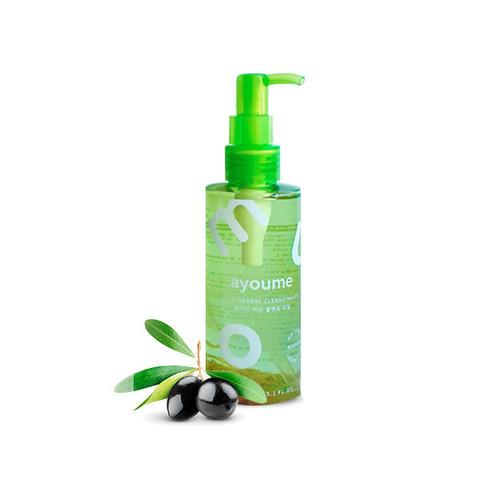 Ayoume Гидрофильное масло с маслом оливы Olive Herb Cleansing Oil, 150 мл