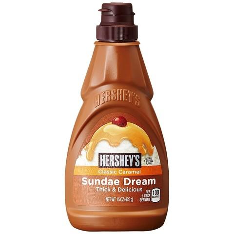 Сироп Hershey's Sundae dream Caramel 425 гр