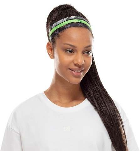 Ободок резинка (набор 3 шт.) Buff Hairband Oney Multi фото 2